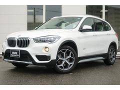 BMW X1 sDrive 18i xライン
