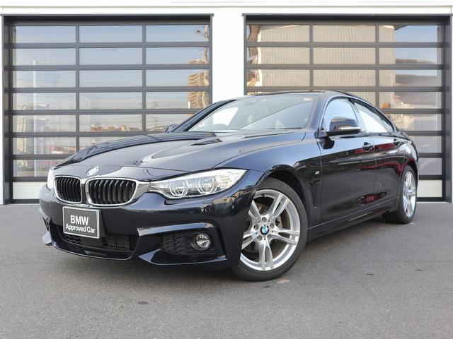 BMW 420iグランクーペ Mスポーツ ACC  社外ドラレコ LEDヘッドライト リアPDC