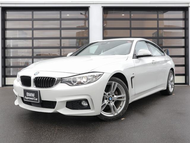 BMW 420iグランクーペ Mスポーツ ACC 電動Rゲート リアPDC