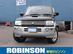 パジェロミニVR−S ターボ 4WD