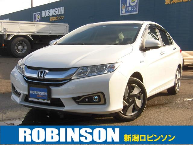 ホンダ ハイブリッドLX Honda SENSING 走行2.3万
