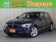 BMW116i スポーツ i−Driveナビシステム