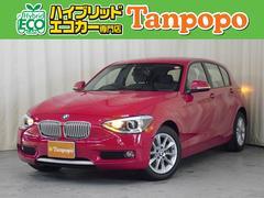 BMW116i スタイル 純正メモリナビ ETC