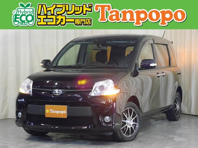 トヨタ DICEリミテッド 7人乗り 社外SDナビ フルセグTV