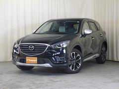 CX−5XD Lパッケージ 4WD ディーゼル車 SDナビ TV