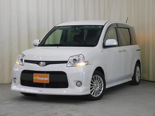 トヨタ DICE-G 4WD 7人乗り 純正HDDナビ フルセグTV