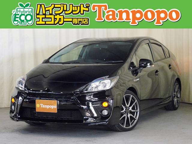 トヨタ Sツーリングセレクション・G's 社外ナビSD フルセグTV