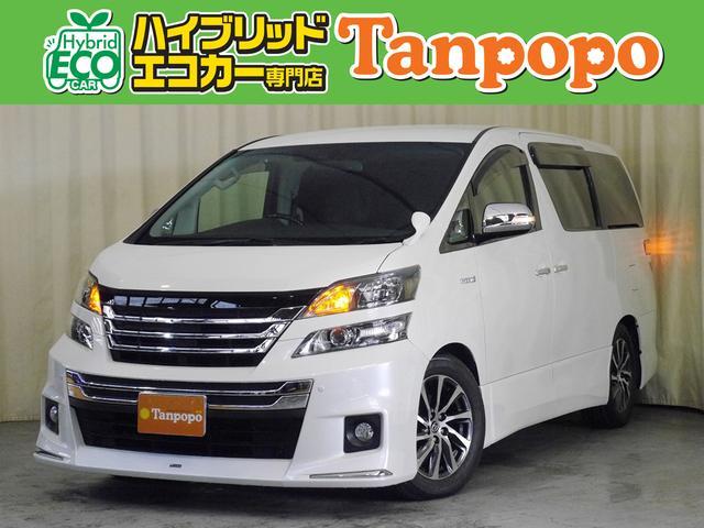 トヨタ ZR 4WD 7人乗り 純正ナビ TV バックカメラ ETC