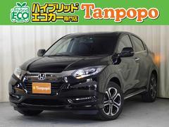 ヴェゼルハイブリッドZ・ホンダセンシング 4WD 純正SDナビ TV