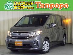 ステップワゴンG ホンダセンシング レンタUP 8人乗り HDDナビ TV