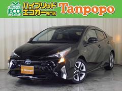 プリウスAツーリングセレクション トヨタセーフティセンス ナビ TV