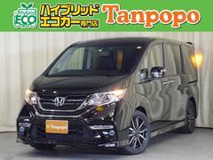 ステップワゴンモデューロX ホンダセンシング 7人乗り ターボ ナビ TV