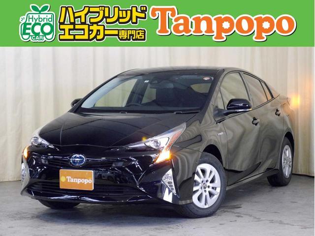 トヨタ Sセーフティプラス 4WD 純正SDナビ ワンセグTV