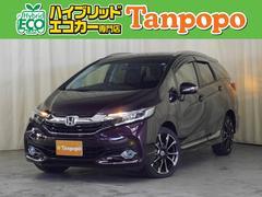シャトルハイブリッドZスタイルエディション 4WD 純正ナビ TV