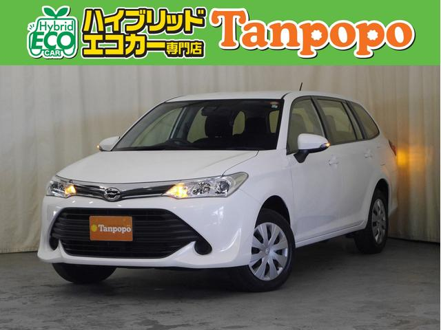 トヨタ 1.5X 4WD レンタアップ 純正SDナビ ワンセグTV