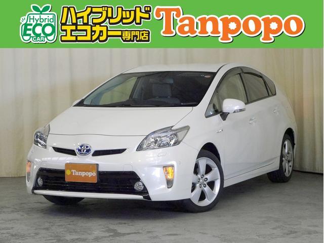 トヨタ Gツーリングセレクション  純正HDDナビ フルセグTV