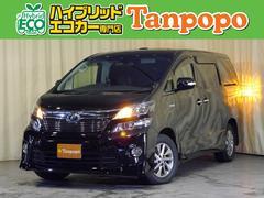 ヴェルファイアハイブリッドZR Gエディション 4WD 7人乗り 純正ナビ TV