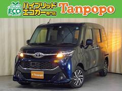 タンクカスタムG S 4WD 純正SDナビ ワンセグTV