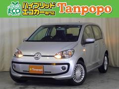 VW アップ!ハイ アップ! 右ハンドル ドラレコ ETC シートヒーター