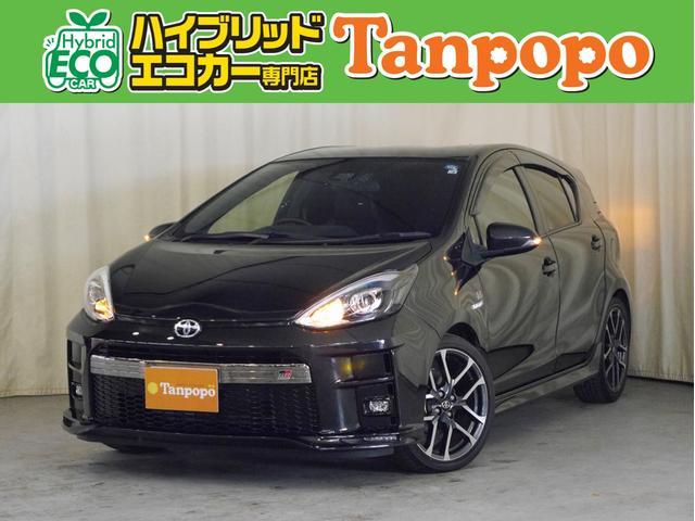 トヨタ G GRスポーツ・17インチパッケージ 純正SDナビ TV