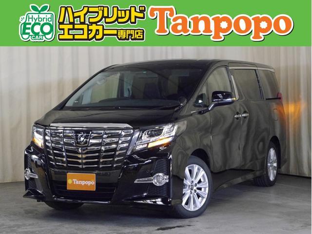 トヨタ 2.5S Aパッケ 7人乗り 社外SDナビ フルセグTV
