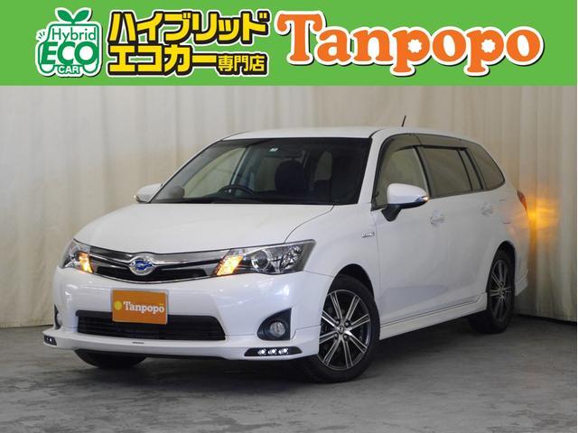 トヨタ ハイブリッドG エアロツアラー・ダブルバイビー エアロパーツ