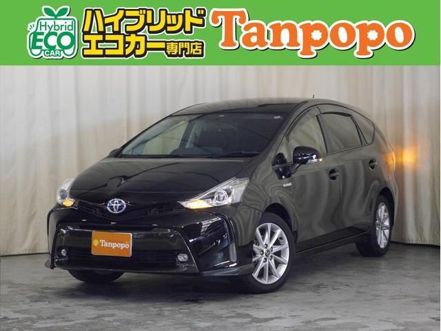 トヨタ Sツーリングセレクション 純正HDDナビ フルセグTV