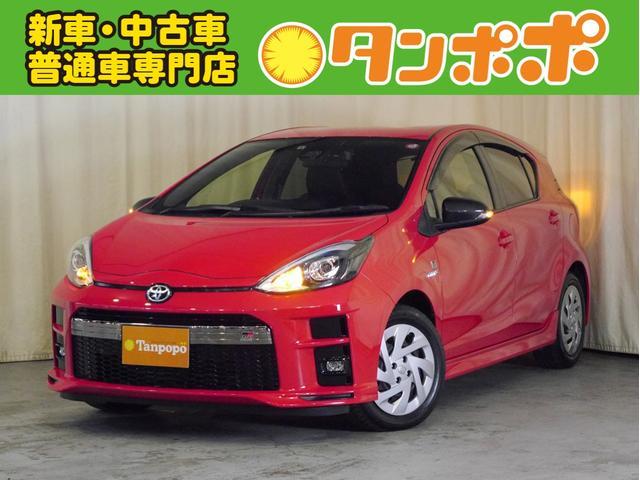 トヨタ G GRスポーツ ドラレコ 純正SDナビ フルセグTV
