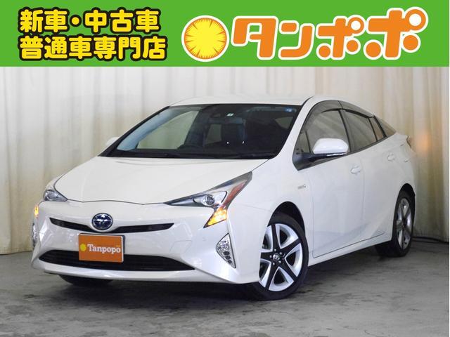 トヨタ Aツーリングセレクション 4WD 純正SDナビ フルセグTV