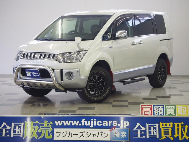 三菱 シャモニー4WD メーター交換ディ-ラ-記載有 リフトアップ