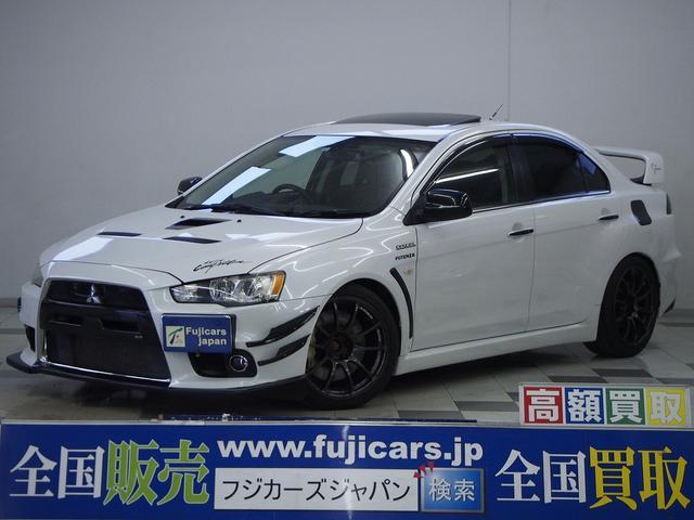 三菱 GSRエボリューションX サンルーフ HKS車高調