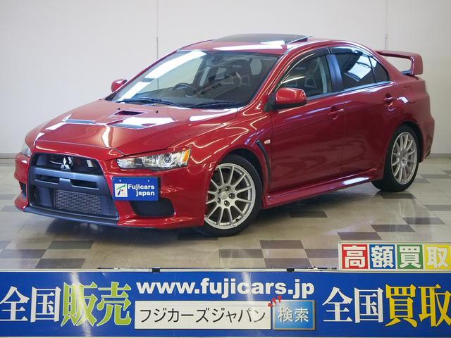 三菱 GSRエボリューションX サンルーフ 車高調 純正レカロ