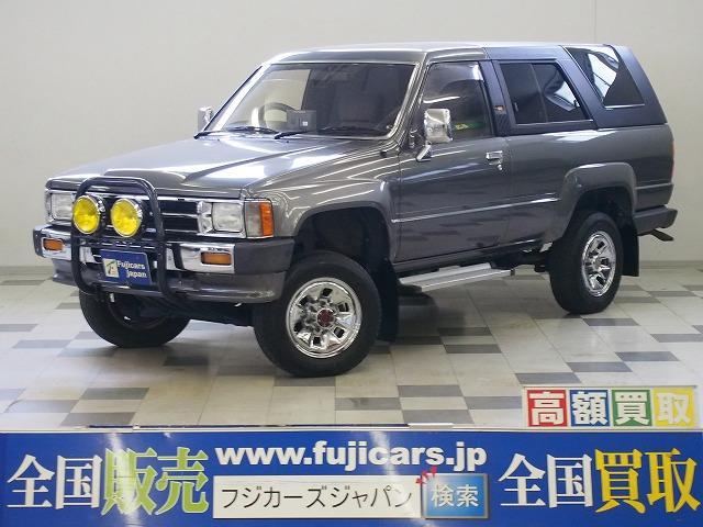 トヨタ SSRリミテッド 5速MT ガソリンエンジン HDDナビ