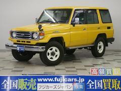 ランドクルーザー70LX 4WD 外16AW ETC PW ドアミラー