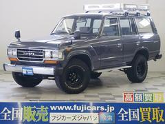 ランドクルーザー60GX 4WD デフロック ルーフラック ランチョショック