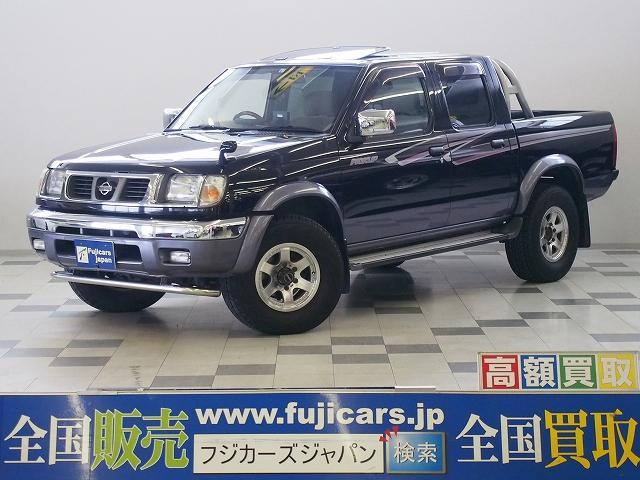 日産 ダブルキャブ AX-LTD 4WD ワンオーナー サンルーフ