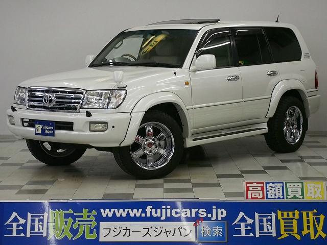 トヨタ VX-LTD Gセレクション4WD 本革 SR クールBOX