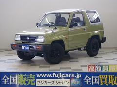 ロッキーSE 4WD 社外CDデッキ 5MT レジントップ ETC