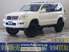 ランドクルーザープラドTXリミテッド 4WD リフトアップ サンルーフ ETC
