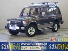パジェロXL 4WD ワンオーナー ディーゼル 5MT 三角窓