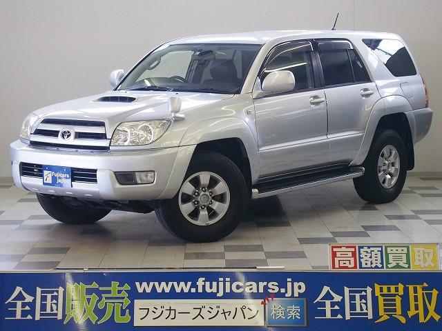 トヨタ SSR-X 4WD  ディーゼルターボ タイベル交換済み