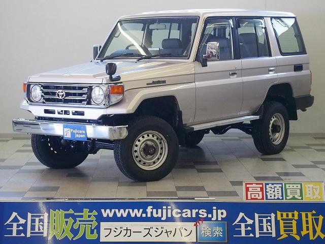 トヨタ LX 4WD ディーゼル デフロック リフトアップ 地デジ