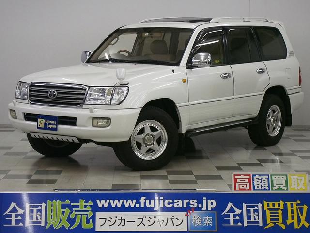 トヨタ VX-LTD Gセレクション 4WD ディーゼルT 本革