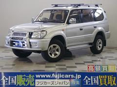 ランドクルーザープラドTX−LTD 4WD ディーゼルT タイベル交換済み SR