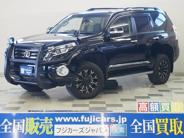 トヨタ TX L-PKG 4WD HDDナビ 黒革 フリップダウンM