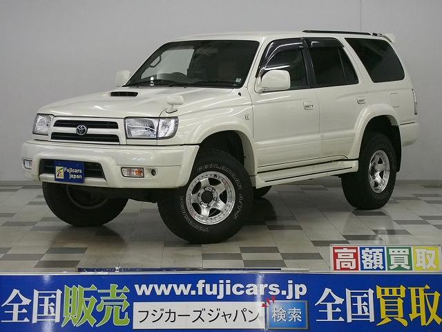 トヨタ SSR-X プレミアムセレクション 4WD DT リフトUP
