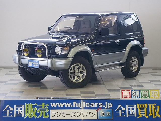 三菱 XR-II 4WD ディーゼルターボ ショート Wバッテリー