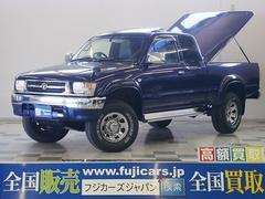 ハイラックススポーツピックエクストラキャブ 4WD ディーゼル HDDナビ サンルーフ