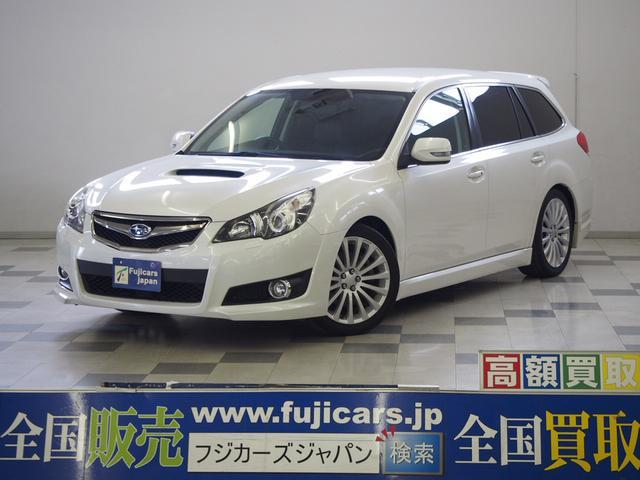 スバル 2.5GT S-PKG 黒革 マッキントッシュ Sヒーター