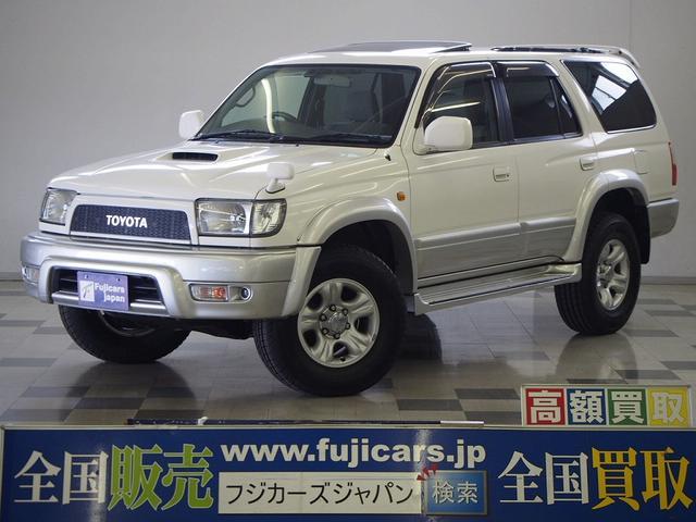 トヨタ SSR-G SDナビ 寒冷地仕様 切替4WD デフロック